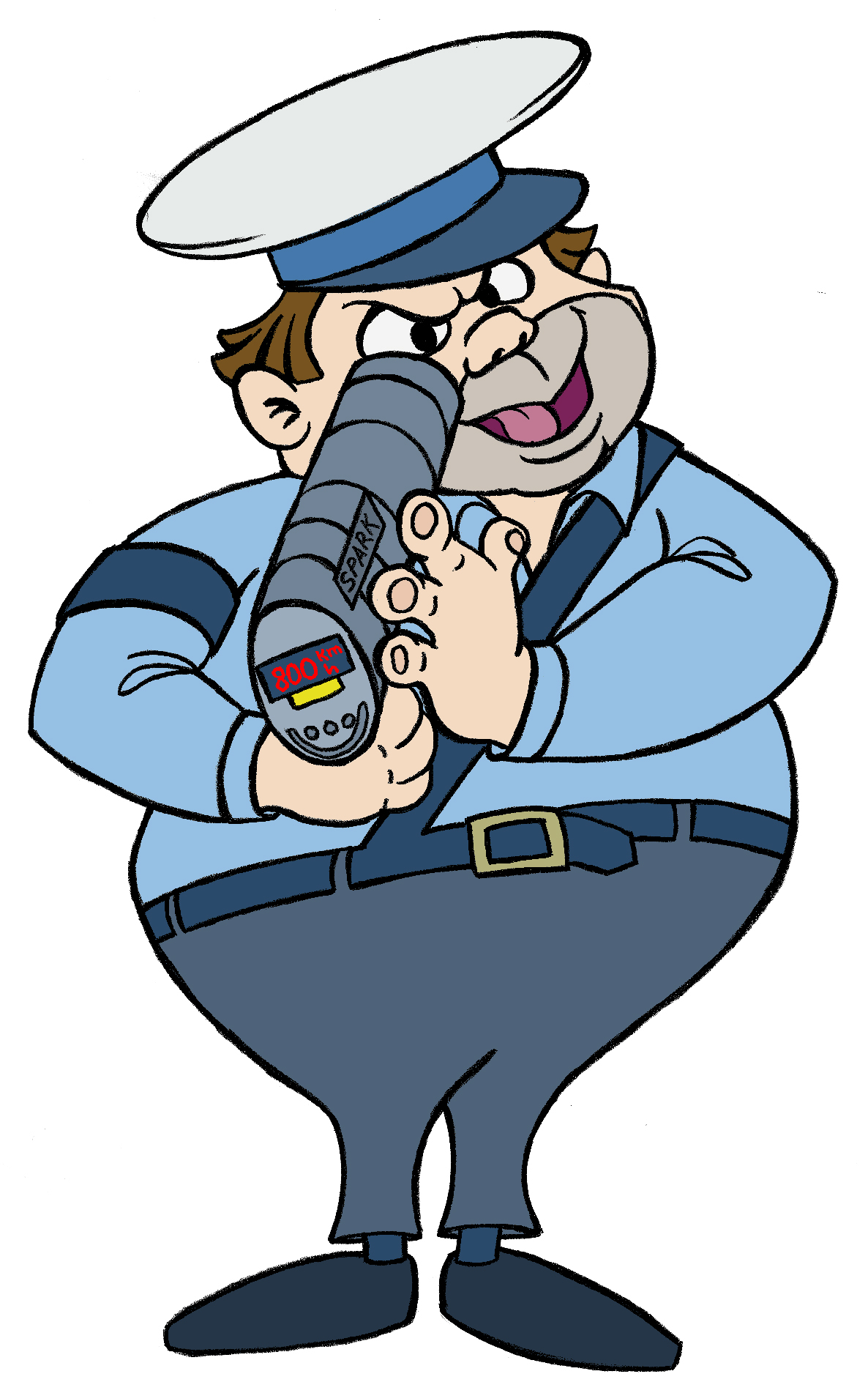 Niewtajemniczony Policjant