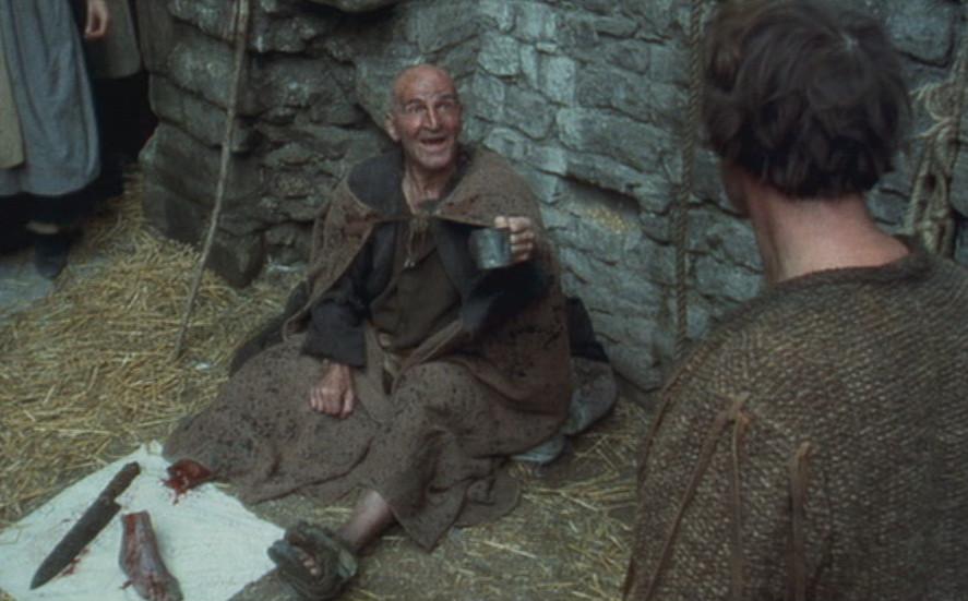 Biurokracje mają tutaj wszystko zapięte na ostatni guzik. Jak, ja, sławny wynalazca odwróconej baryłki, nie mogłem sobie poradzić, to jakie ty masz tutaj szanse jako bednarz. Prawie umarłem z głodu, a potem wymyśliłem to.